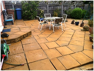 Patio, Decking & Conservatory Cleaning